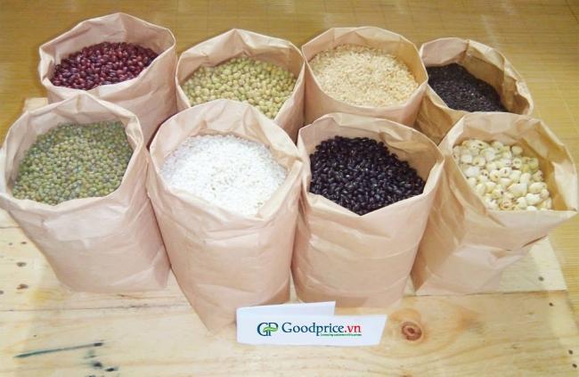 Bột ngũ cốc nhân sâm