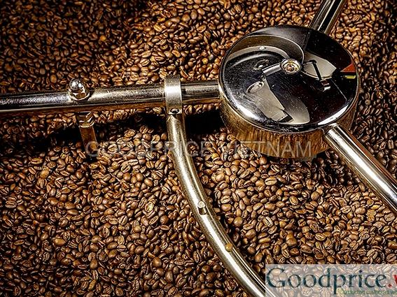 Hương cà phê rang nguyên chất