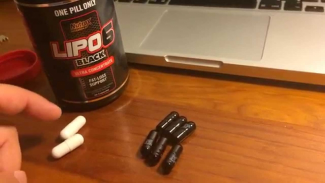 Nutrex Lipo-6 Black Ultra Concentrate