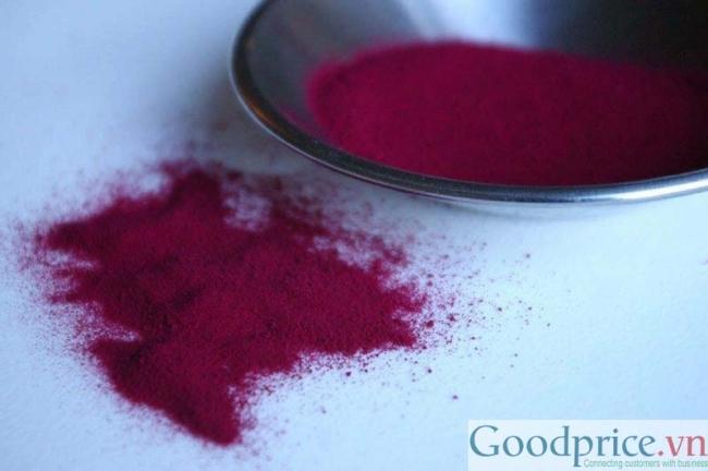 Bột lá cẩm đỏ nguyên chất