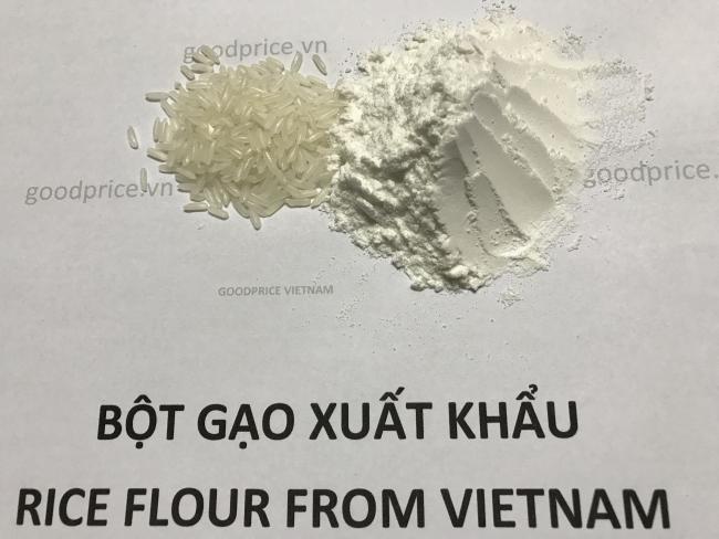 bột cám gạo