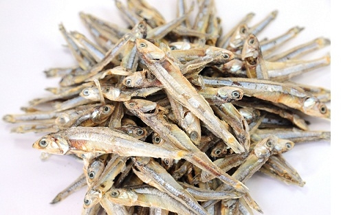 khô cá cơm