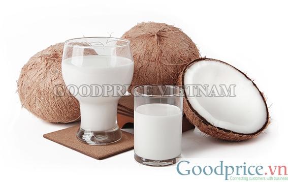 Hương sữa dừa dạng bột