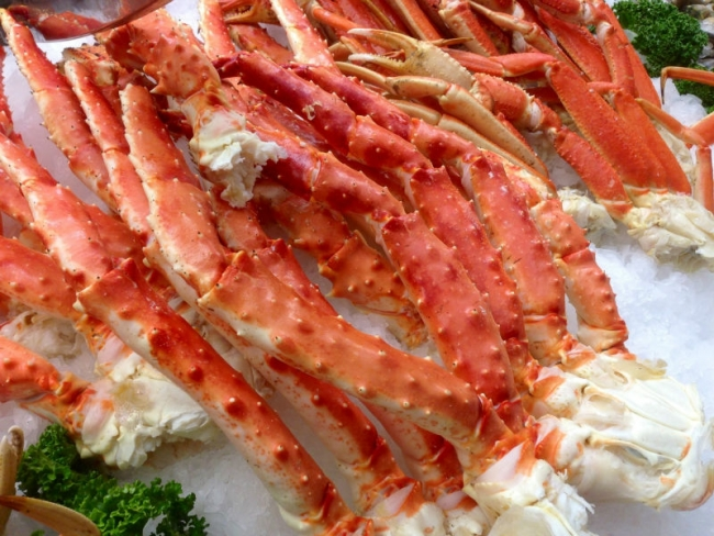 cua king crab đông lạnh