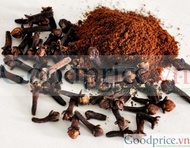 Bột đinh hương 100% nguyên chất